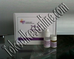 Test Kit Formalin