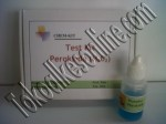 Test Kit Peroksida Chemkit (H2O2)