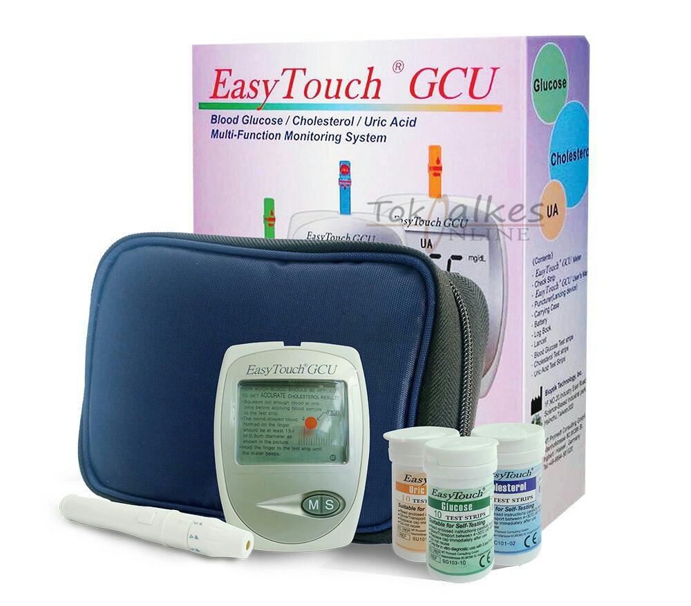 jual alat tes gcu merk easy touch, alat gcu, gambar alat gcu easy touch