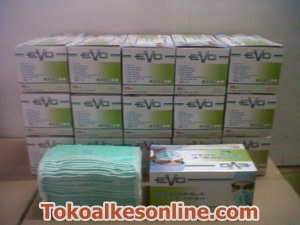 Masker Evo Disposable Face Mask