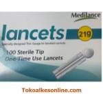 Lancets Medilance 21g,26g,28g