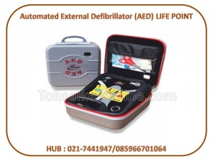 Automated External Defibroillator (AED) LIFE POINT