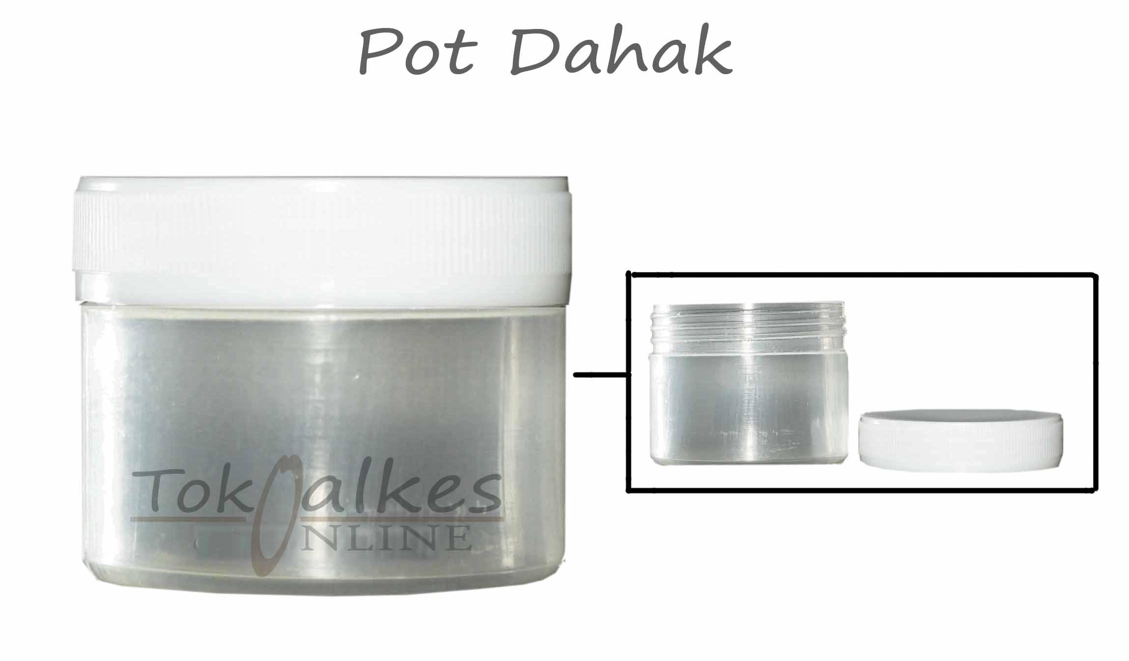 Jual Pot Sputum/Dahak Container