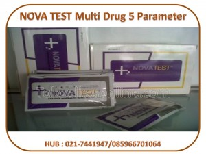 Nova Test Multidrug 5 Parameter