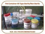Pot Container All Type Sterile/Non Sterile