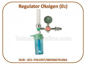 Regulator Oksigen (O2)