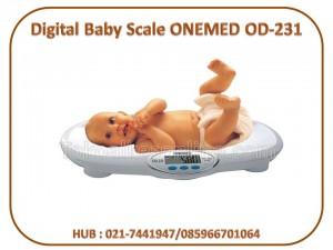 Timbangan Bayi Digital ONEME OD-231