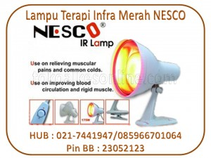 Lampu Terapi Inframerah NESCO