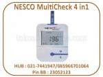 NESCO MultiCheck 4 in 1 (GCUHB)