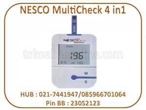 NESCO MultiCheck 4 in1 (GCUHB)