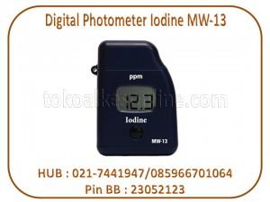 Digital Photometer Iodine MW-13