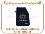 Digital Photometer Total Chlorine MW-11