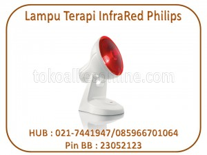 Lampu Terapi InfraRed Philips