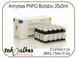 Reagent Amylase PNPG Biolabo 20x3ml