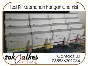 Test Kit Keamanan Pangan Chemkit