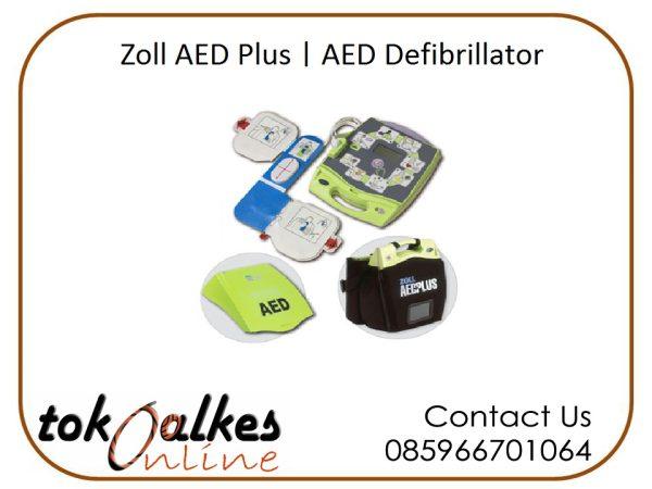AED Zoll Plus Defibrillator