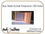 Box Slide Kotak Preparat 100 Hold