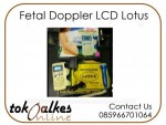 Fetal Doppler 500 SOUND Dan LCD Lotus