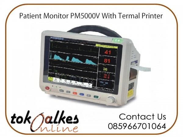 Patient Monitor PM5000v With Termal Printer