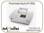 Photometer Rt 1904 C Semi Auto Chemistry Analyzer