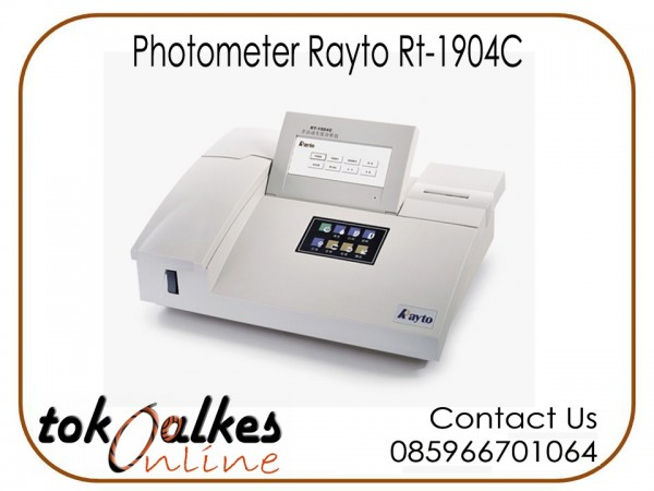 Photometer Rayto Rt 1904C