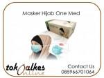 Masker Hijab One Med