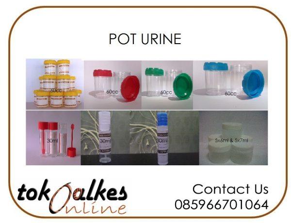 Pot urine Sterile dan Non Sterile