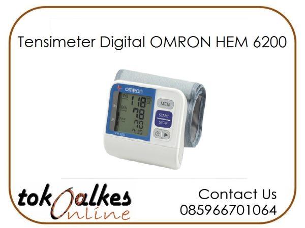 Tensimeter Digital OMRON HEM 6200