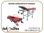 Automatic Loading Stretcher For Ambulance