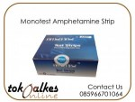 Monotest Amphetamine Strip
