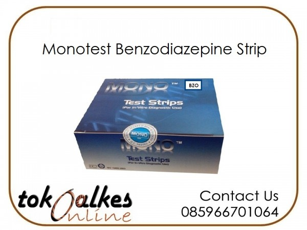Monotest Benzodiazepine Strip