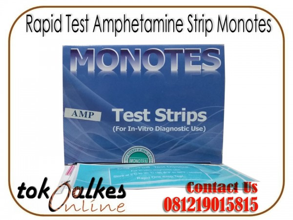 Rapid Test Amphetamine Strip Monotes
