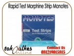Rapid Test Morphine Strip Monotes