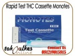 Rapid Test THC Cassette Monotes