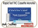 Rapid Test THC Cassette Monotes