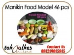Manikin Food Model 46 pcs