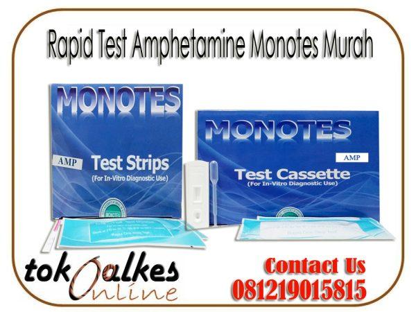 Rapid Test Amphetamine | AMP Monotes Murah