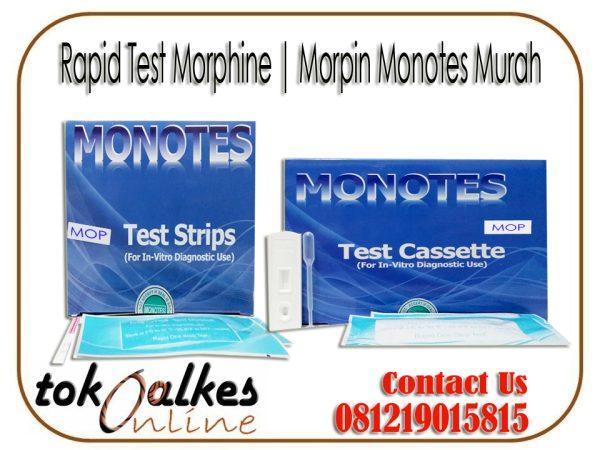 Rapid Test Morphine | MET Monotes Murah