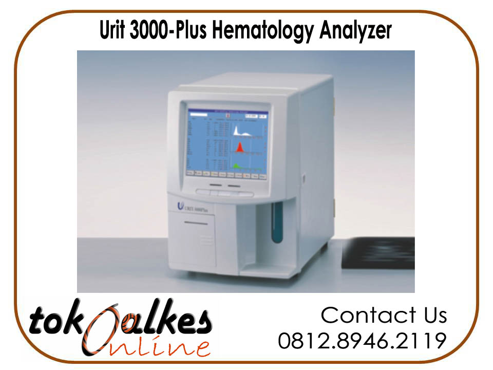 Urit 3000-Plus Hematology Analyzer murah, jual Urit 3000-Plus Hematology Analyzer murah, harga Urit 3000-Plus Hematology Analyzer murah, spesifikasi Urit 3000-Plus Hematology Analyzer, gambar Urit 3000-Plus Hematology Analyzer murah, toko jual Urit 3000-Plus Hematology Analyzer murah, penjual Urit 3000-Plus Hematology Analyzer murah, spesifikasi alat analisis hematology analyzer, tempat jual analisis jumlah sel darah hematology analyzer, jual analysis jumlah sel darah hematology analyzer murah, alat hitung bilirubin bayi baru lahir, alat analisis jumlah sel darah hematology analyzer, cari analisis jumlah sel darah hematology analyzer murah, gambar analisis jumlah sel darah hematology analyzer, harga analisis jumlah sel darah hematology analyzer, beli alat lab analisis jumlah sel darah hematology analyzer, distributor analisis jumlah sel darah hematology analyzer, hematology analyzer murah, harga hematology analyzer murah, harga hematology analyzer sysmex, harga hematology analyzer mindray, harga hematology analyzer mindray bc-2800, distributor hematology analyzer, alamat toko mesin analisis hematology analyzer murah, penjual alat analisis hematology analyzer, grosir analisis jumlah sel darah hematology analyze, toko alat hematologi murah, penjual alat hematologi murah, beli alat hematologi murah, alamat toko alat hematologi murah, daftar harga alat hematologi murah, distributor alat hematologi murah, agen alat hematologi, suplier alat hematologi, importir alat hematologi, exportir alat hematologi.