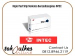 Rapid Test Strip Narkoba Benzodiazepines INTEC