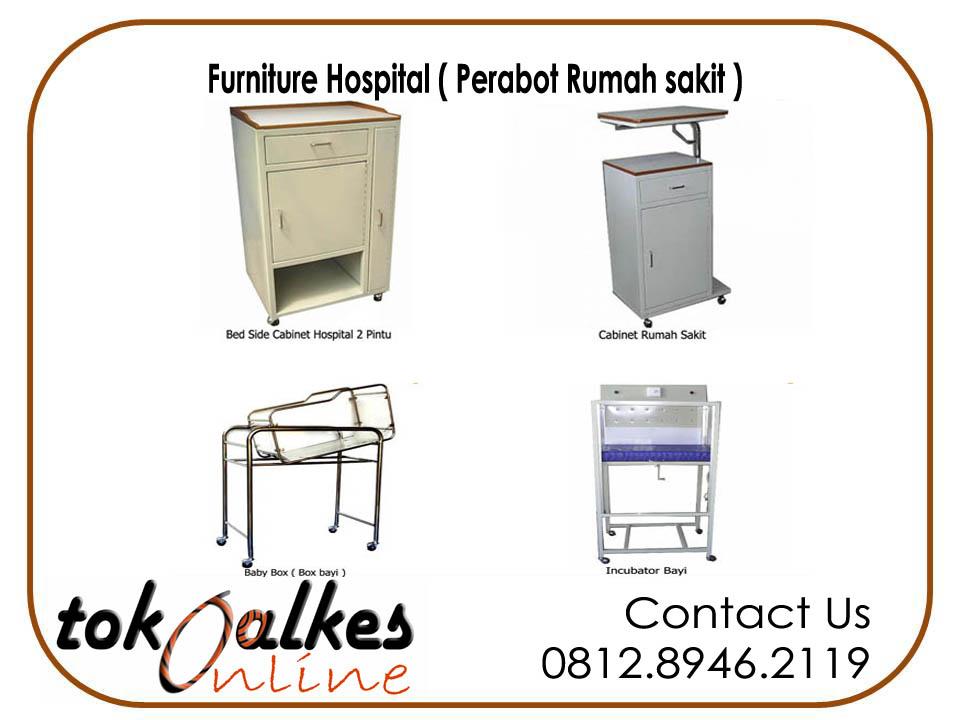 Jual Furniture Hospital ( Perabot Rumah sakit ) Harga Murah Lengkap