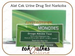 Rapid Test Monotes Multi 5 Drugs AMP MOP THC Panel Parameter Alat Cek Urine Drug Test Narkoba