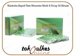 Narkoba Rapid Test Monotes Multi 6 Drug Of Abuse In 1 (AMP,THC,MOP,MET,COC,BZO) Multi