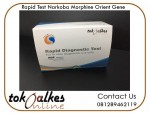 Supplier Jual Rapid Test Narkoba Morphine Urine Test Orient Gene Murah Akurat