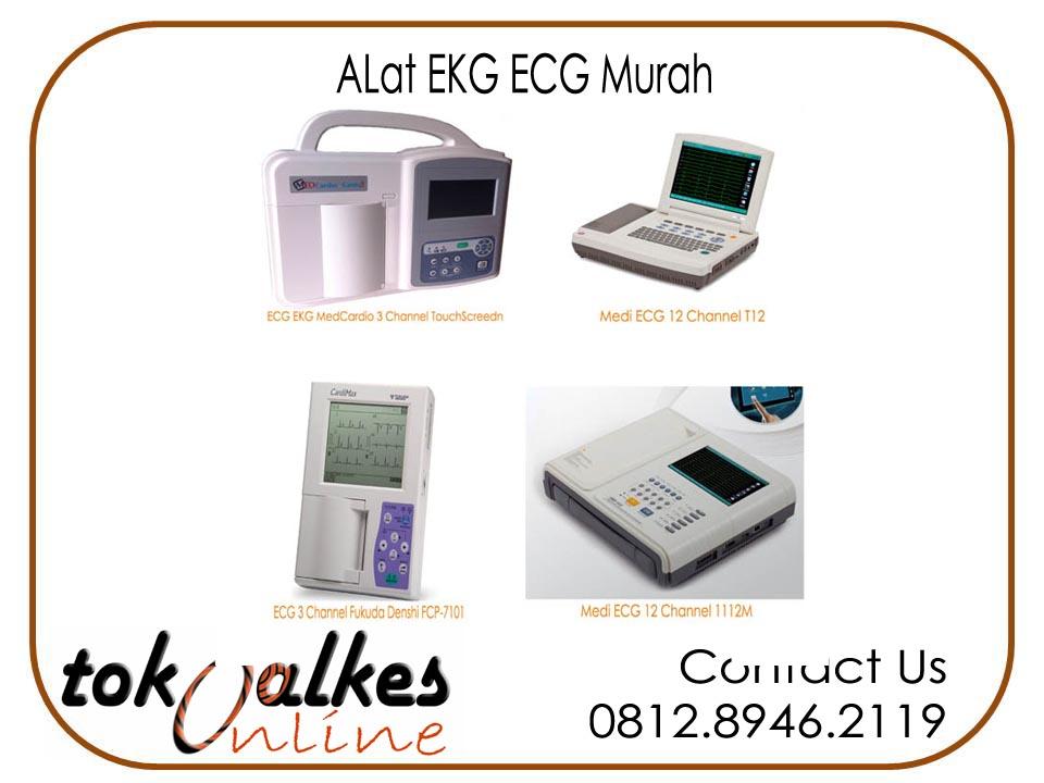 Distributor Mesin Ekg Murah Toko Alat Kesehatan Online